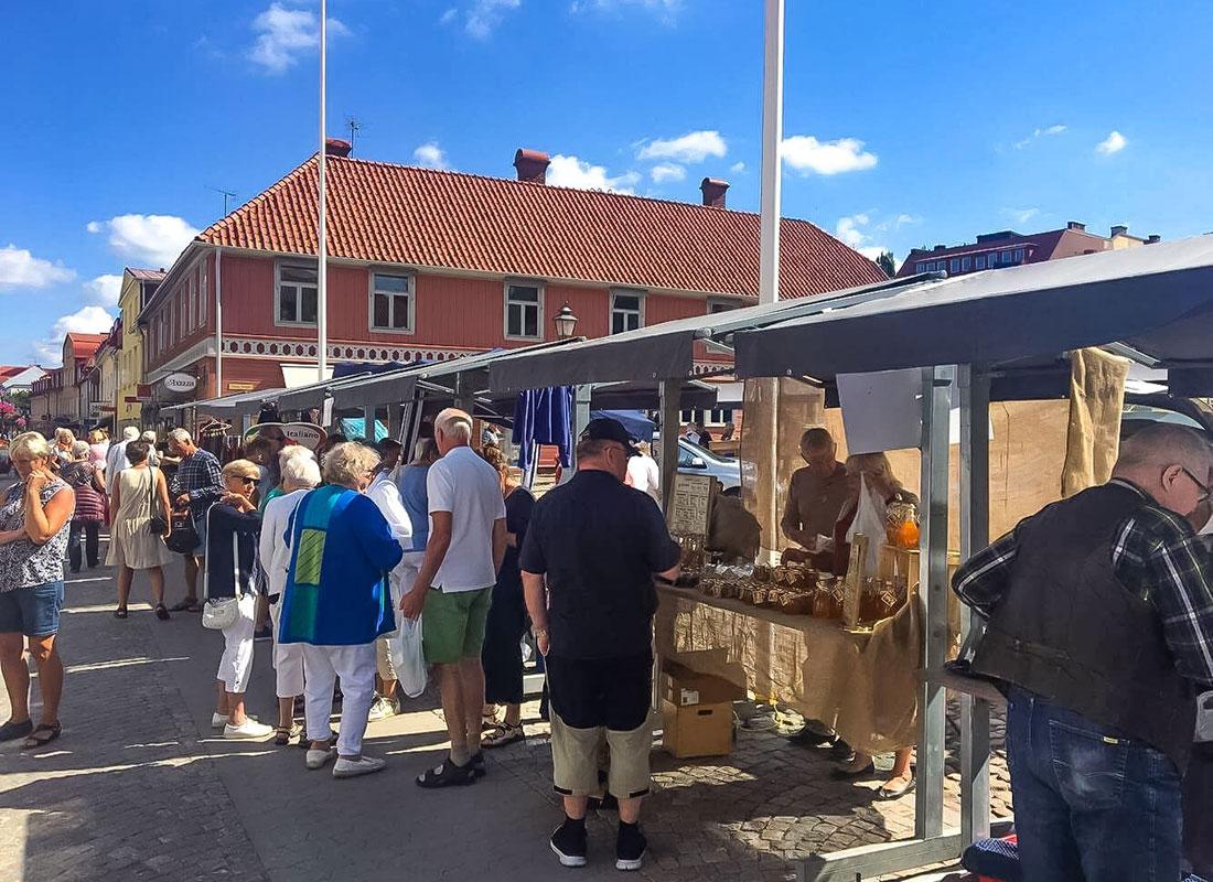 Marknader i Ulricehamn